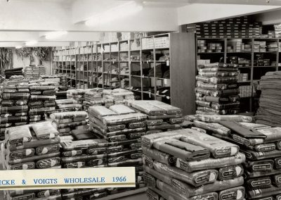 Wecke & Voigts Wholesale 1966